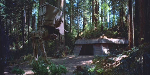 The Endor S Bunker